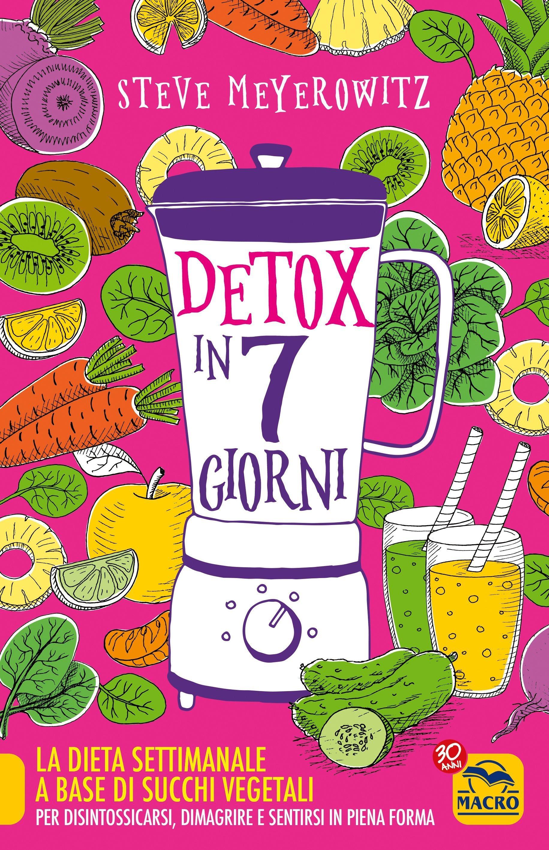 5 giorni di dieta disintossicante