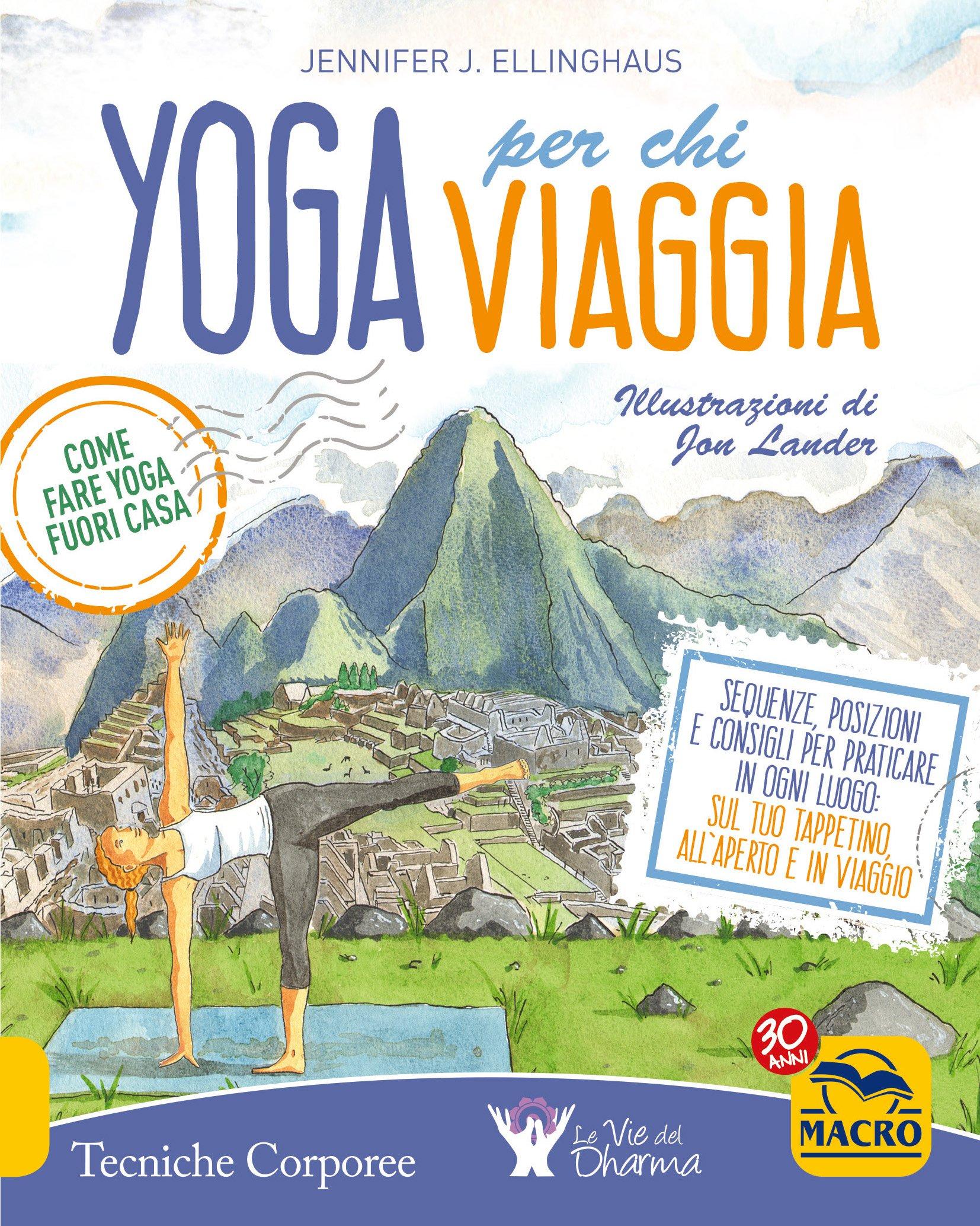 Yoga Per Chi Viaggia Jennifer Ellinghaus