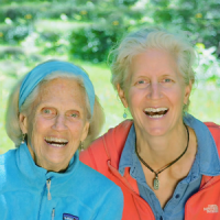 Ann Crile e Jane Esselstyn