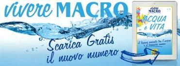 Vivere Macro n.14 - Acqua e Vita