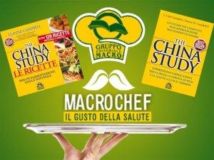MacroChef porta in tavola The China Study. Gusta i benefici di un'alimentazione vegetariana e vegana.
