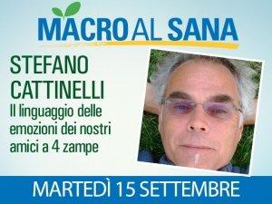 Benessere animale, rivoluzione in corso. Ne parla Stefano Cattinelli al Sana 2015 partendo da cani e gatti