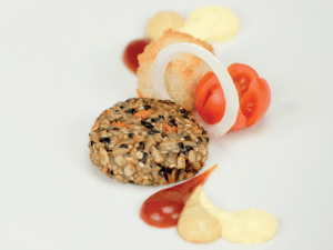 3 ricette artistiche vegan
