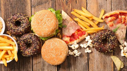 Gli alimenti che assorbono energia