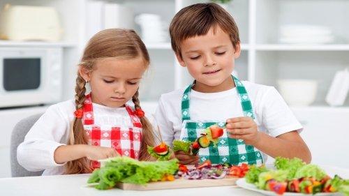 Bambini e verdure, 15 modi per convincerli a mangiarle