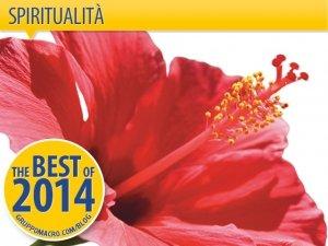 Spiritualità: i 3 migliori articoli del 2014