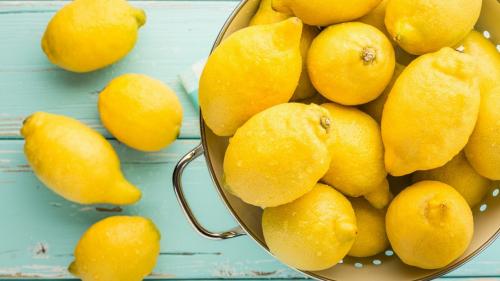 5 modi + 1 per usare il limone