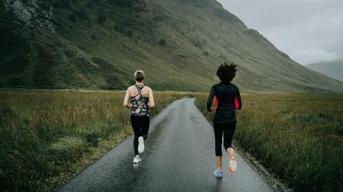 Correre può essere una vera e propria terapia!