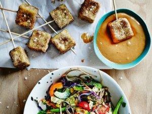 Ricetta delle crocchette di tofu