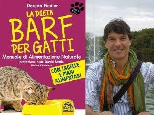 La dieta Barf per gatti: intervista al dott. David Bettio