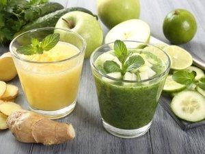 La Dieta dei Frullati Verdi o Green Smoothie: proprietà curative e benefici