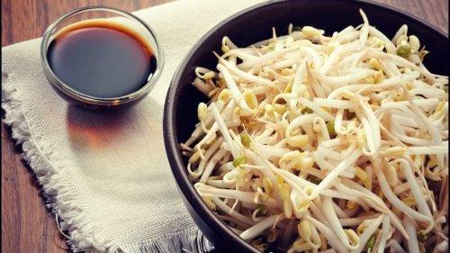 Germogli di legumi, saporiti e nutrienti