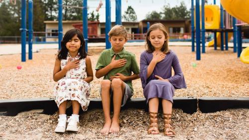 La coerenza cardiaca permette di calmare i bambini
