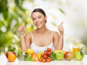 La giusta alimentazione per il rinnovo cellulare