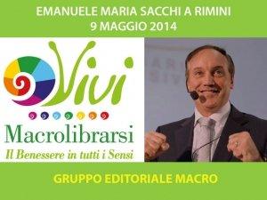 Life Surfing con Emanuele Maria Sacchi al @Vivi di Rimini