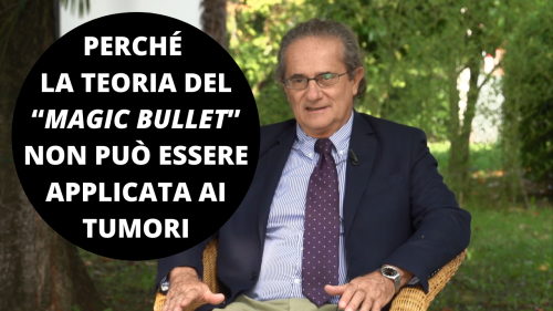 "Perché la teoria del ""magic bullet"" non può essere applicata ai tumori - VIDEO"