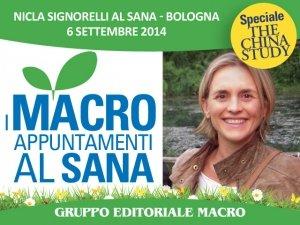 Mamma e Vegan: Nicla Signorelli porta al Sana la sua soddisfacente esperienza quotidiana