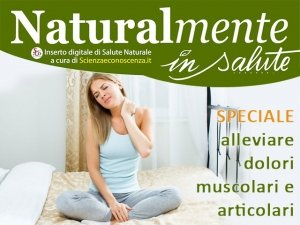 Dolori muscolari e articolari: i rimedi naturali