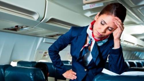 Pesticidi a bordo degli aerei. Possibile?