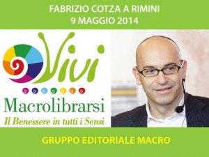 Il Professionista del Futuro: Fabrizio Cotza a @Vivi di Rimini