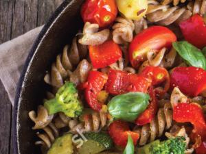 Ricette mediterranee sane e veg