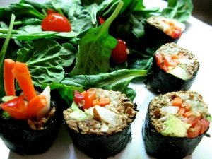 Sushi vegan: ecco come prepararlo