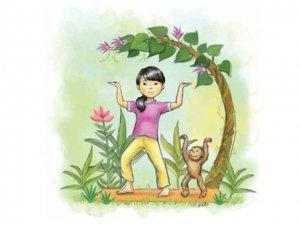 Facciamo yoga con i bambini