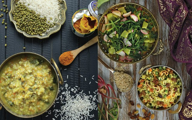 4 ricette ayurvediche e vegan