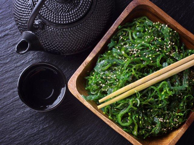 Le alghe in cucina propriet benefici e come utilizzarle - Alghe in cucina ...