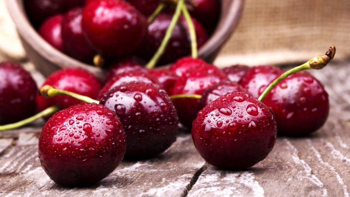 Ciliegie: rosse, buone e salutari