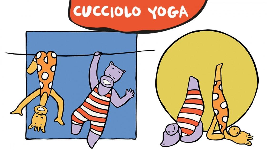 Yoga, bimbi, apprendimento e inclusione: intervista con le autrici di Cucciolo Yoga