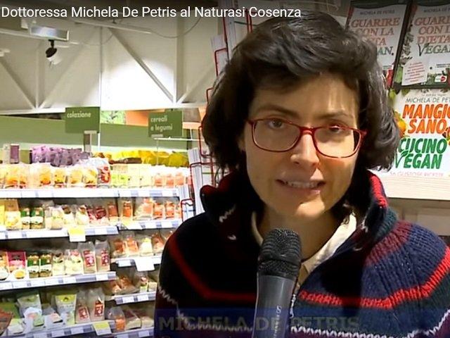 Dott.ssa Michela De Petris: tante buone ragioni per una dieta vegana