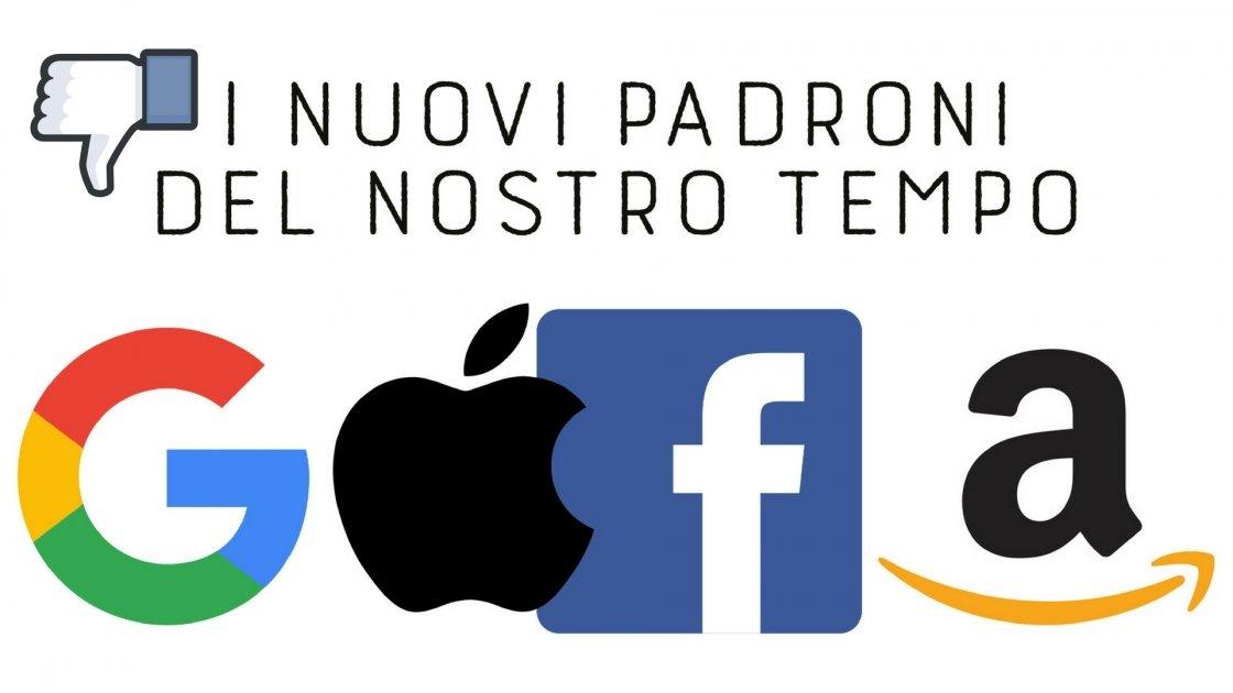 Google, Apple, Facebook e Amazon,: piccoli suggerimenti per mantenere le distanze