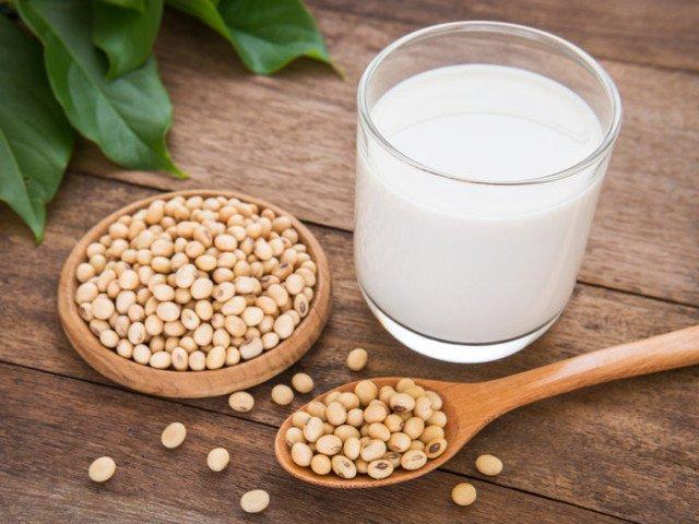 latte di soia per ricetta dimagrante