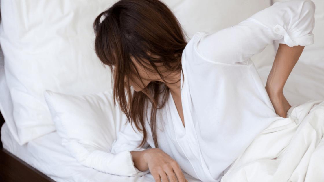 Mal di schiena Notturno? I consigli per dormire meglio
