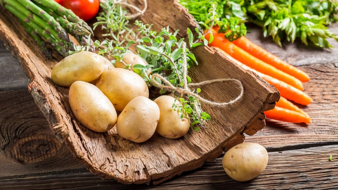 Patate, bontà e benessere… alla faccia della solanina!