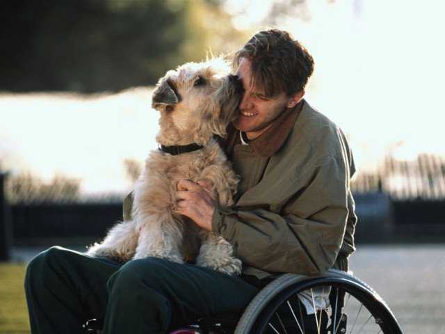 Pet Therapy e disabilità grave