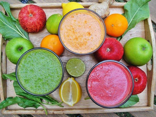 La dieta settimanale a base di succhi vegetali: proprietà e ricette