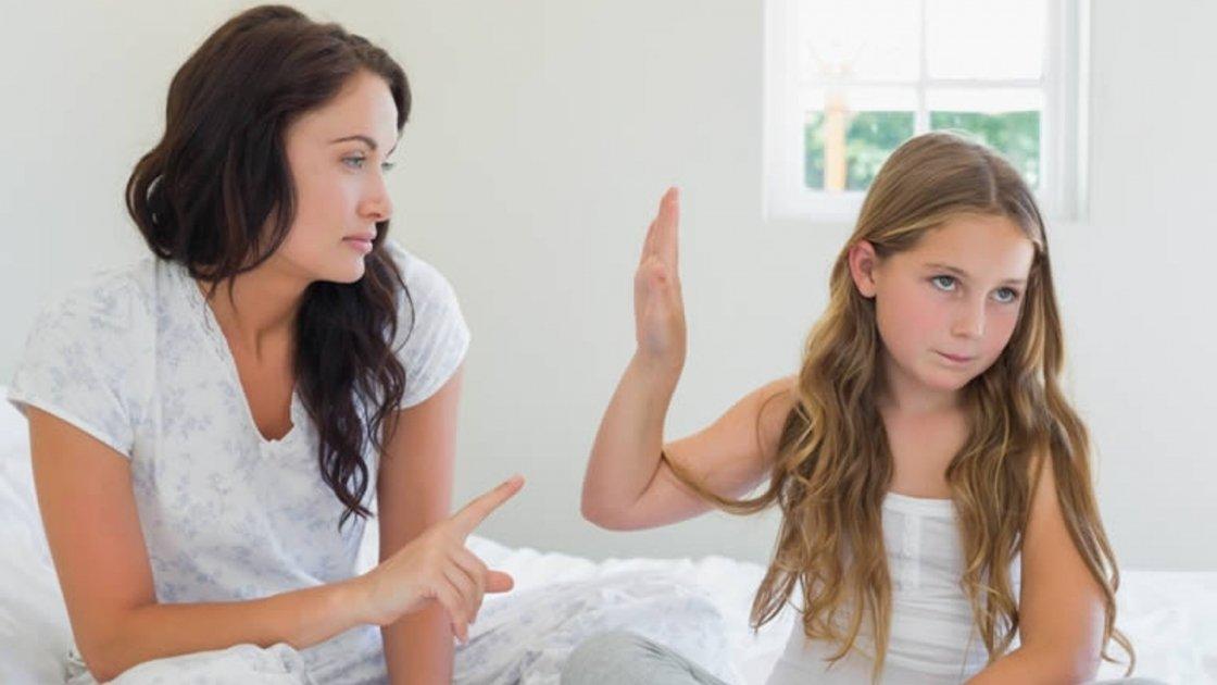 Il motivo nascosto per cui imponiamo la disciplina ai nostri figli