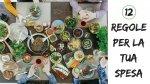 12 regole da usare al supermercato