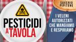 Pesticidi a tavola: intervista a Saverio Pipitone
