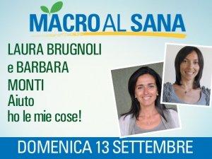 Il ciclo mestruale come mai nessuno l'ha spiegato: lo fanno Laura Brugnoli e Barbara Monti al Sana 2015