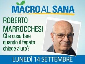Depurare e curare il fegato: Roberto Marrocchesi spiega come fare al Sana 2015