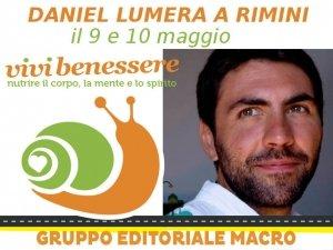 Daniel Lumera  a @Vivi  spiega come raggiungere Benessere, Felicità e Autoguarigione.