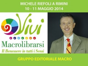 Alimentazione Vegana e Sport: i Segreti del Mangiar Sano con Michele Riefoli a @Vivi di Rimini
