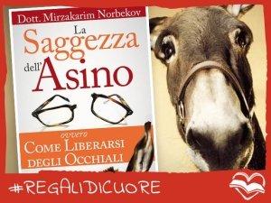 #REGALIDICUORE per chi vuole vederci chiaro... senza occhiali!
