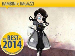 Bambini e Ragazzi: gli articoli più amati del 2014