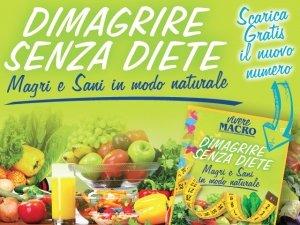 Dimagrire senza diete con Vivere Macro