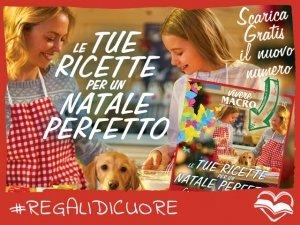 Le Ricette di Vivere Macro per il tuo Natale perfetto e i tuoi #REGALIDICUORE!