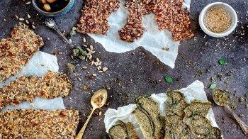 Come fare le barrette essiccate: 3 ricette buonissime e vegan